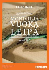 Moniviljavuokaleipä