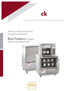 Iceteam Blast Freezer CK