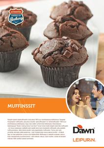 Muffinssit «Dawn»