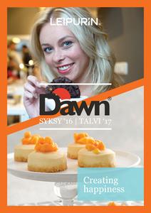 Dawn-tuotteet, talvi 2016-2017