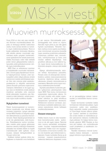 MSK-viesti 3/2014