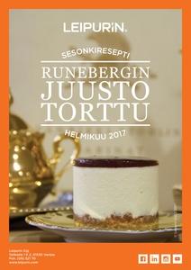 Runebergin Juustotorttu
