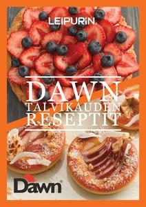 Dawn-reseptit, syksy 2016