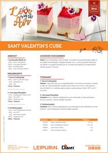 Dawn Sant Valentin's Cube