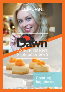 Dawn Assortment, September 2016